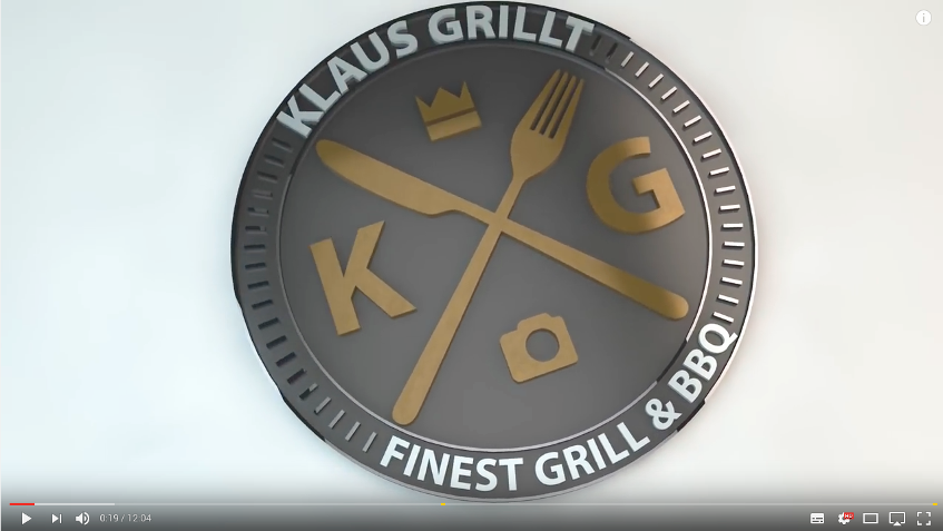 Rezept Video Onglet Klaus Grillt